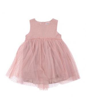Платье WHEAT. Цвет: пастельно-розовый