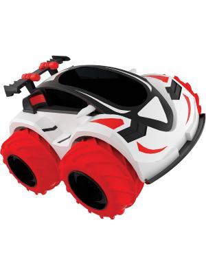Машина АкваТайфун на р/у Silverlit. Цвет: белый, красный