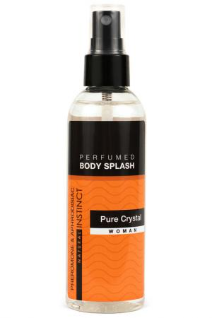 Парфюмированная вода для тела NATURAL INSTINCT. Цвет: черный, оранжевый