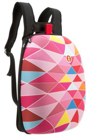 Рюкзак SHELL BACKPACKS ZIPIT. Цвет: розовый