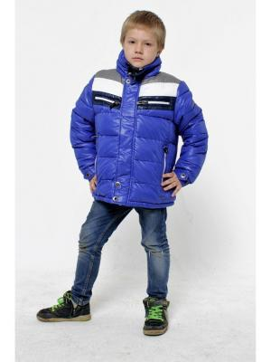 Куртка HERDAL. Цвет: голубой