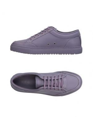 Низкие кеды и кроссовки ETQ AMSTERDAM. Цвет: фиолетовый