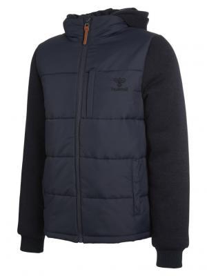 Куртка MARZOG  JACKET HUMMEL. Цвет: синий