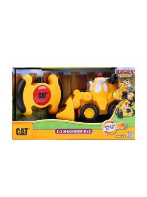 Радиоуправляемая игрушка TOYSTATE. Цвет: желтый