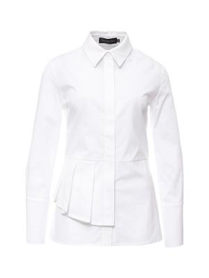 Блузка SKANDAЛ. Цвет: белый