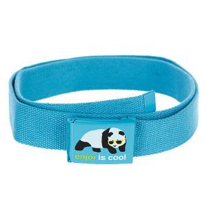 Ремень  Cool Web Belt Turquoise Enjoi. Цвет: голубой