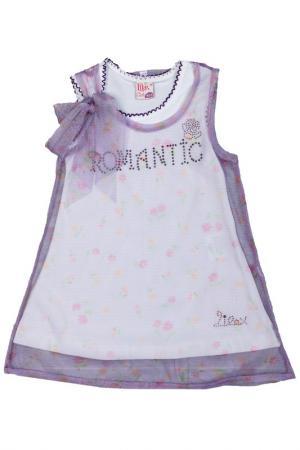 Платье Lilax Baby. Цвет: фиолетовый