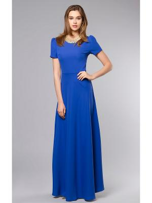 Платье Vittoria Vicci. Цвет: синий
