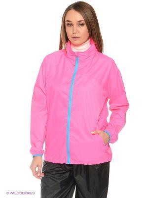 Куртка Neon Mac in a sac. Цвет: розовый