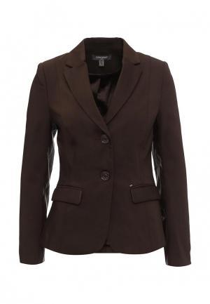 Пиджак Camomilla. Цвет: коричневый