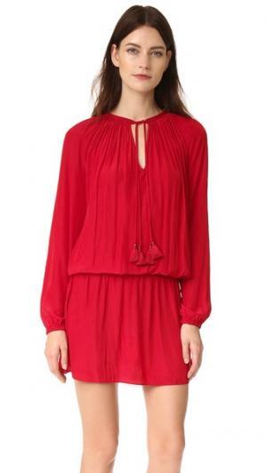 Платье London Ramy Brook. Цвет: оранжевый