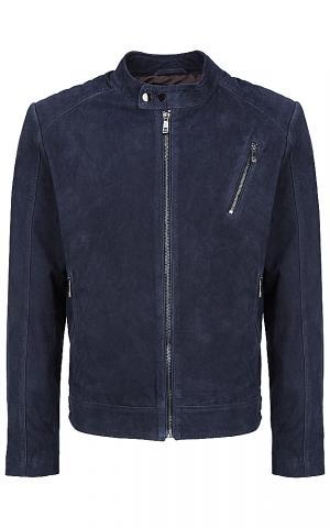 Куртка из натуральной замши Jorg weber