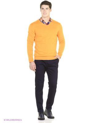 Пуловер Reserved. Цвет: желтый