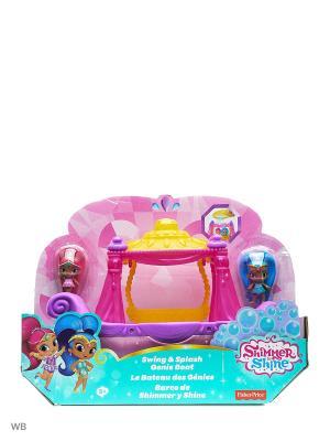 Волшебная лодочка для джинников Shimmer&Shine Mattel. Цвет: синий