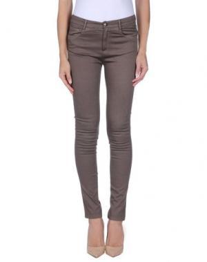 Повседневные брюки PAULIE. Цвет: хаки
