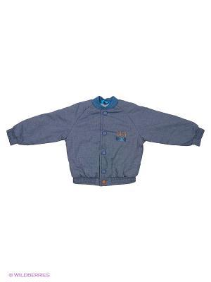Куртка Бимоша. Цвет: синий