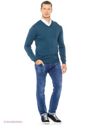 Пуловер Dairos. Цвет: индиго