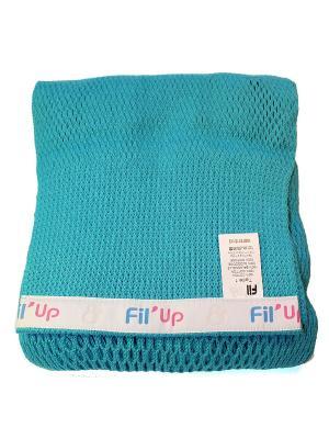 Слинг-шарф FilUp L-XL BLUE JOYAN Аквамарин FIL'UP. Цвет: бирюзовый