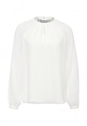 Блуза Apart. Цвет: белый