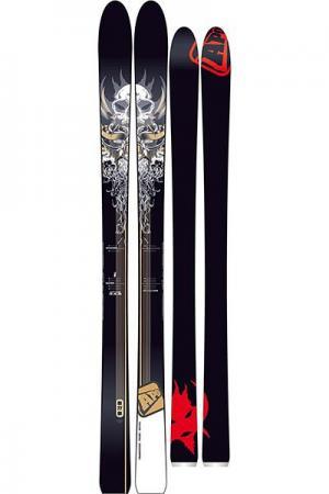 Горные лыжи  Wyatt 177 Black/White/Red Apo. Цвет: черный,белый,красный