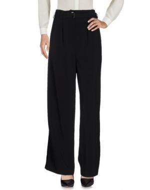Повседневные брюки MICHEL KLEIN. Цвет: черный