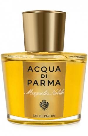 Парфюмерная вода-спрей Magnolia Nobile Acqua di Parma. Цвет: бесцветный