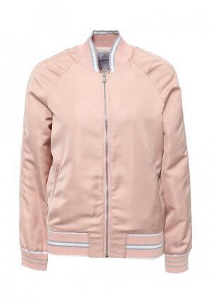 Куртка Sweewe. Цвет: розовый