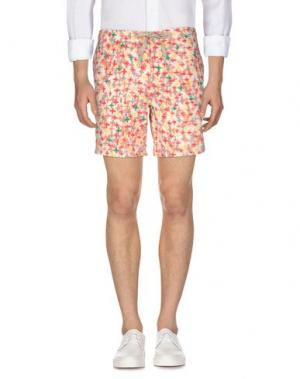 Повседневные шорты YMC YOU MUST CREATE. Цвет: красный
