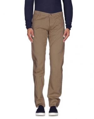 Джинсовые брюки NEW ENGLAND. Цвет: бежевый