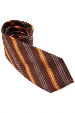 Галстук Pal Zileri. Цвет: коричневый