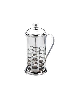 Чайник заварочный 1,0 Л Augustin Welz. Цвет: серый