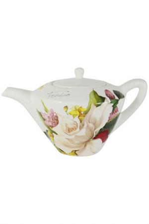 Чайник Фреско 1 л Ceramiche Viva. Цвет: мультиколор