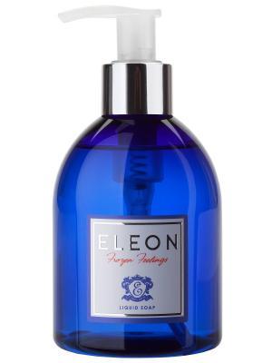 Eleon коллекция парфюмера жидкое мыло для рук Frozen feelings. Цвет: синий