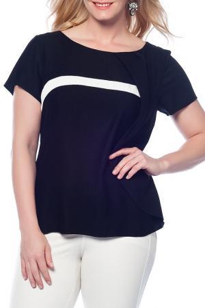 Блуза Melisita. Цвет: black