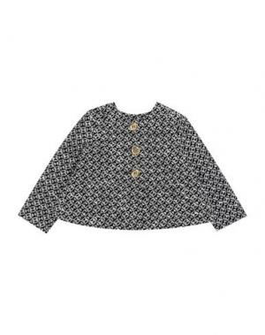 Пиджак PETIT TRIBE. Цвет: черный