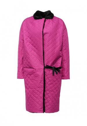 Куртка утепленная Love & Light. Цвет: разноцветный