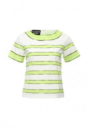 Блуза Boutique Moschino. Цвет: разноцветный