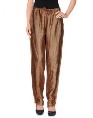 Повседневные брюки ...À_LA_FOIS.... Цвет: коричневый