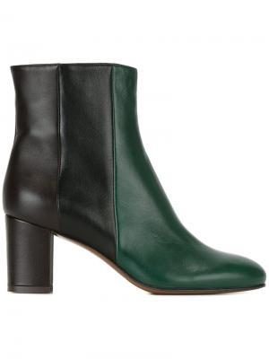 Ботинки по щиколотку  LAutre Chose L'Autre. Цвет: зелёный
