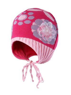 Шапка Kolad. Цвет: малиновый, розовый