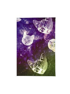 Визитница Сны о кошках Mitya Veselkov. Цвет: белый, черный