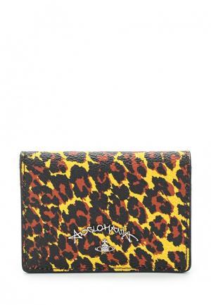 Визитница Vivienne Westwood Anglomania. Цвет: разноцветный