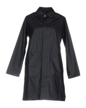 Легкое пальто LE MONT ST MICHEL. Цвет: темно-синий