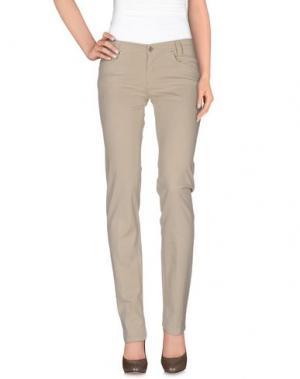 Повседневные брюки BETWOIN. Цвет: бежевый