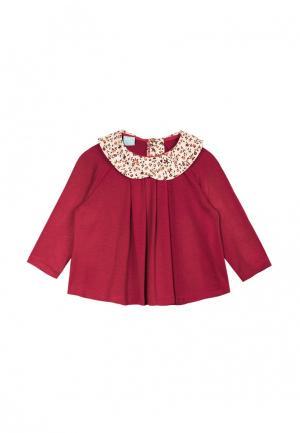 Блуза AnyKids. Цвет: красный