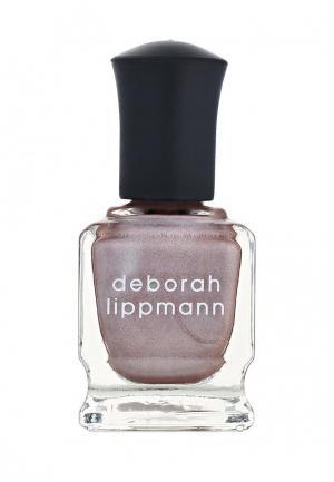 Лак для ногтей Deborah Lippmann. Цвет: коричневый