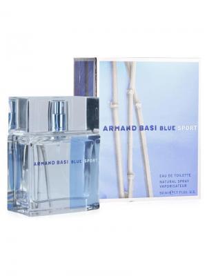 In Blue Sport man, Туалетная вода, 50 мл Armand Basi. Цвет: голубой