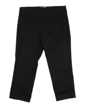 Повседневные брюки JAKIOO. Цвет: черный