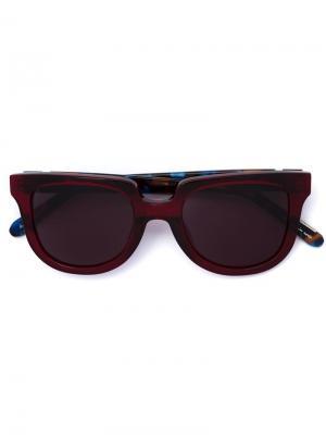 Солнцезащитные очки Lyons Krewe Du Optic. Цвет: многоцветный