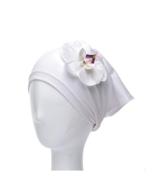Косынка Jane Flo. Цвет: белый